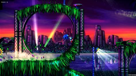 sonic fan made games sonic fan remix homebrew games downloads the iso zone