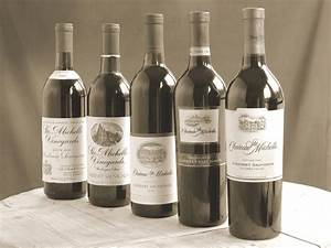 A History of the Chateau Ste. Michelle (Woodinville) Winery