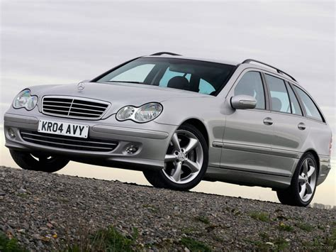 2002 Mercedes-benz C-class Wagon Specifications, Pictures