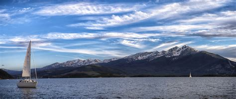Pontoon Boats Lake Dillon by Meetings In Colorado Are A Choice Destination