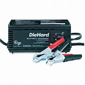 Diehard U00ae 71219 Automatic Battery Charger  Maintainer With