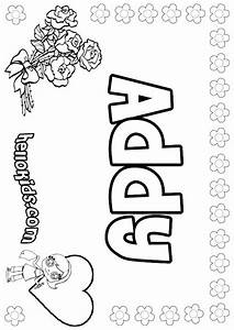 Addy coloring pages - Hellokids.com
