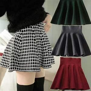 faldas de lindas invierno faldas de moda 2018 lindas