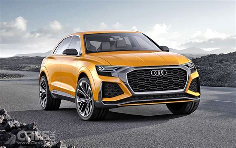 audi q8 suv will be followed by the q4 and three new