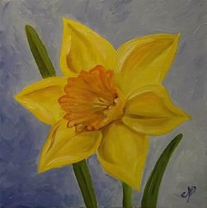 Jane Palmer Fine Art: Daffodil