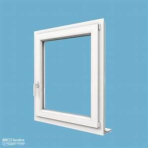 Fenêtre Oscillo Battant Pvc : fen tre pvc gamme design 1 vantail ouvrant oscillo battant ~ Edinachiropracticcenter.com Idées de Décoration