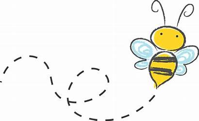 Bee Clipart Drawing Bumble Clip Honey Cartoon