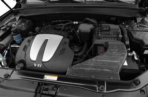 Hyundai Santa Fe Engine Size by 2011 Hyundai Santa Fe Price Photos Reviews Features