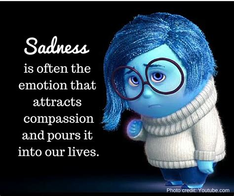 Sadness Quotes Inside Out Movie