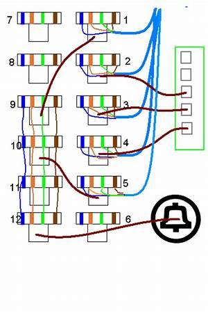 110 Punchdown Block To Rj45 Wiring Diagram 24401 Getacd Es