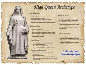 Queen Female Archetypes
