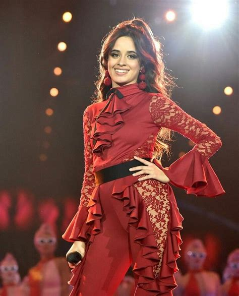 Camila Cabello Mtv Emas Performance