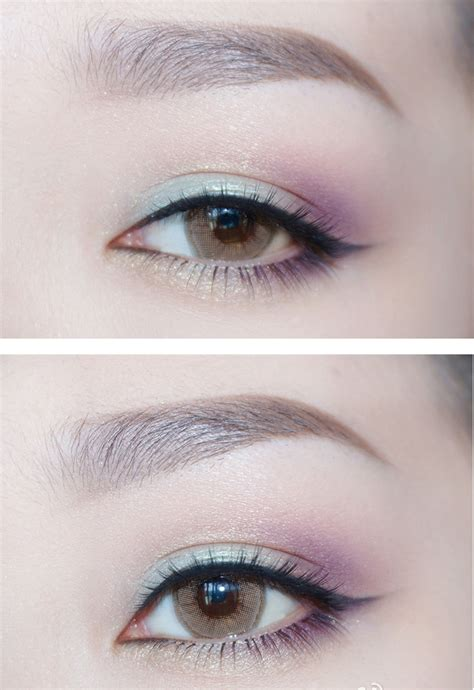 cosmetic color contacts light brown eye cosmetic colored contact lenses jelly