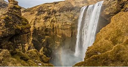 Waterfall Mountains Waterfalls Amazing Water Nature Gifs