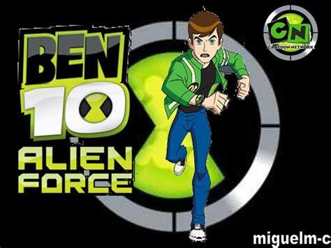 Ben 10 Aliens Force