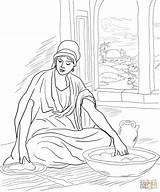 Parable Coloring Lazarus Rich Jesus Bible Printable Yeast Leaven Gleichnis Ausmalbilder Das Parables Vom Sauerteig Colorare Senfkorn Supercoloring Vineyard Crafts sketch template