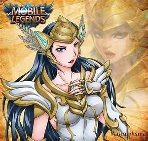 Wallpaper Mobile Legend Freya Gudang Wallpaper