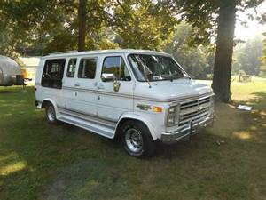 Find Used 1991 Chevy Conversion Van Very Clean      In