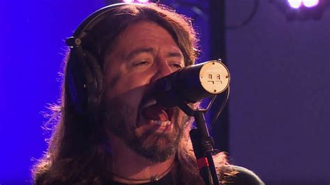 "Foo Fighters Cover Ac/dc Classic ""let There Be Rock""; Bbc"