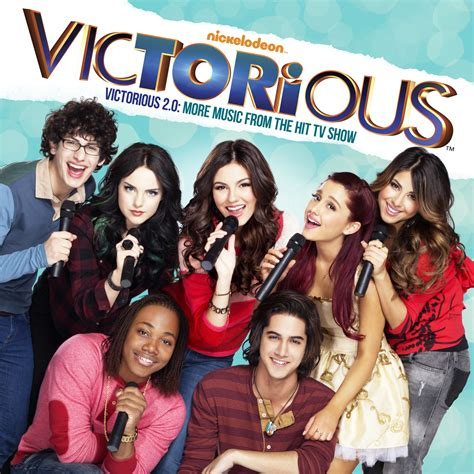 Victorious Cast Victorious 20 More Music From The Hit