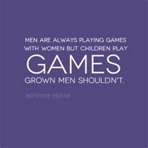 men who play mind games quotes