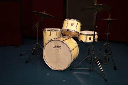 Premier 1963 Drumdrops Drum Outfits Kit Multi