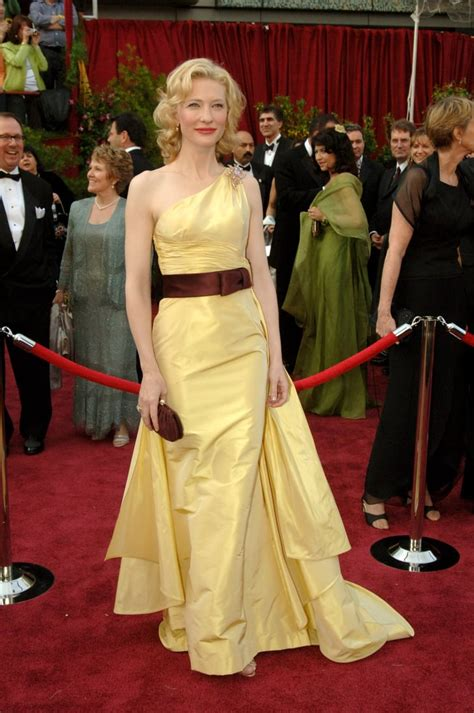 Cate Blanchett at the 2005 Academy Awards   The Best ...