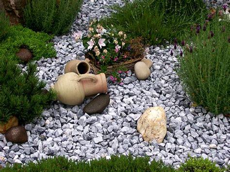 Blumenbeet Gestalten Mit Kies by Beet Mit Kies Kies Beet Webdet Nowaday Garden