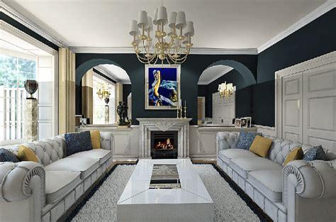 Classic Modern Interior 34 Designs Enhancedhomesorg
