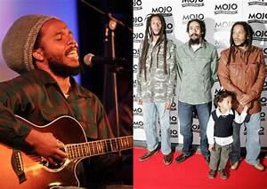 Bob Marley and Ziggy, Steve, Julian, Ky-Mani and Damian ...