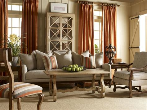 french country living room photos