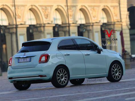 fiat news 2019 2019 fiat 500x front photos new autocar release