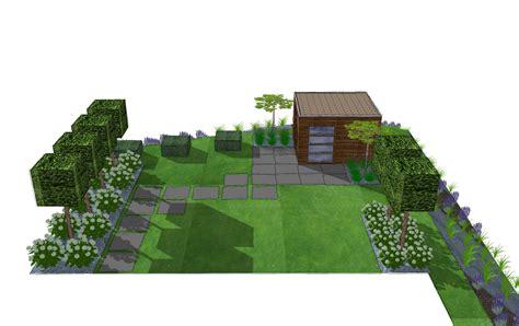 Garten Abstand by Moderner Sichtschutz Im Garten