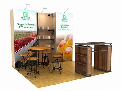 Trade 10x10 Booths Booth Expomarketing Display Exhibit