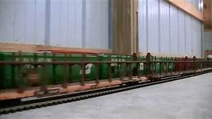 The making of the worlds longest model train - YouTube