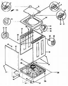 Kenmore 41799570800 Laundry Center Parts