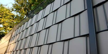 gartenzaun metall sichtschutz gartenzaun aus metall in verschiedenen variationen farben und gr 246 223 en