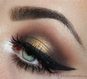 10 Dramatic Smokey Eye Makeup Ideas | Fashionisers