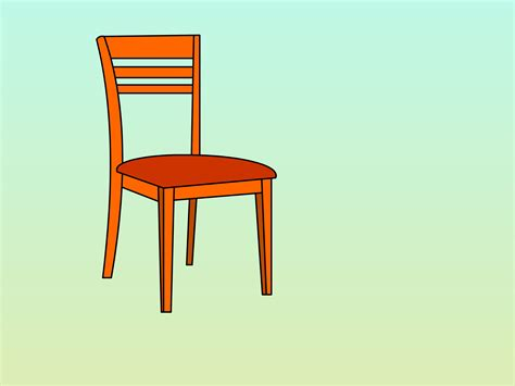 draw  chair  steps  pictures wikihow