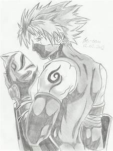 The gallery for --> Kakashi Drawings In Pencil