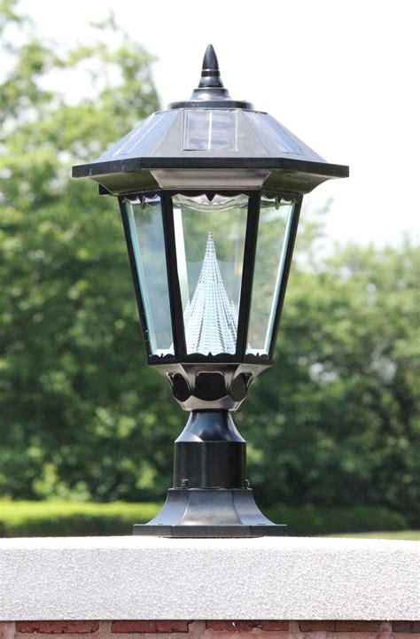 amazoncom gama sonic windsor solar outdoor led light