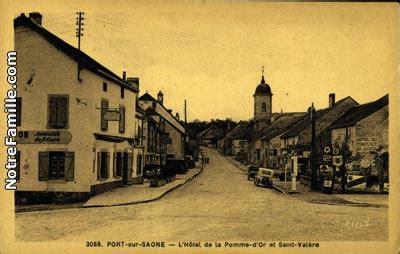 mairie port sur saone photos et cartes postales anciennes de port sur sa 244 ne 70170