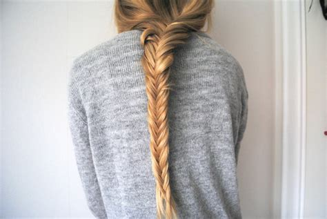 Perfect Fishtail Braid Pictures, Photos, And Images For