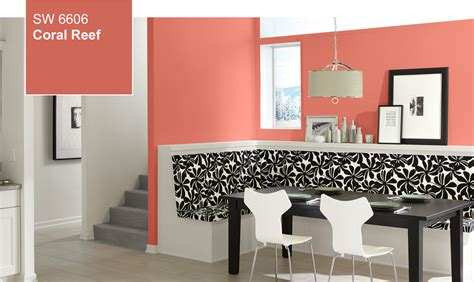 2015 color of the year coral reef sw 6606 by sherwin