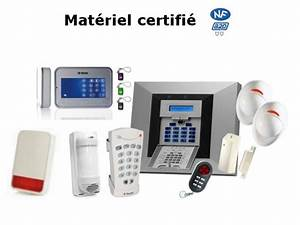 Alarme Maison Telesurveillance : alarme maison ~ Premium-room.com Idées de Décoration