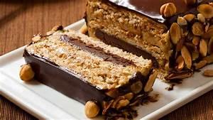 Hazelnut Almond Dacquoise Recipe FoodThinkers by