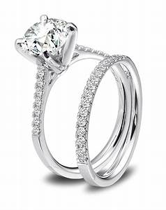 Platinum engagement and wedding ring must haves blue nile for Blue nile wedding ring sets