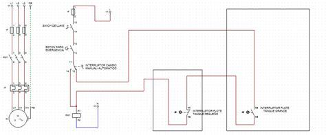conectar contactor bomba sumergible boya sensor y swich yoreparo