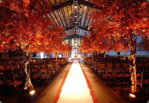 Wedding Ideas For Fall :  10 Ways To Rock Your Fall Wedding