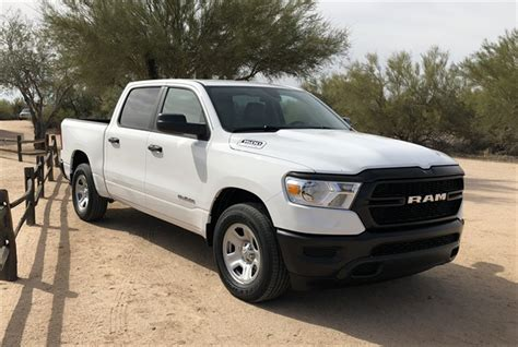 2019 Ram 1500 Tradesman  Driving Notes  Automotive Fleet